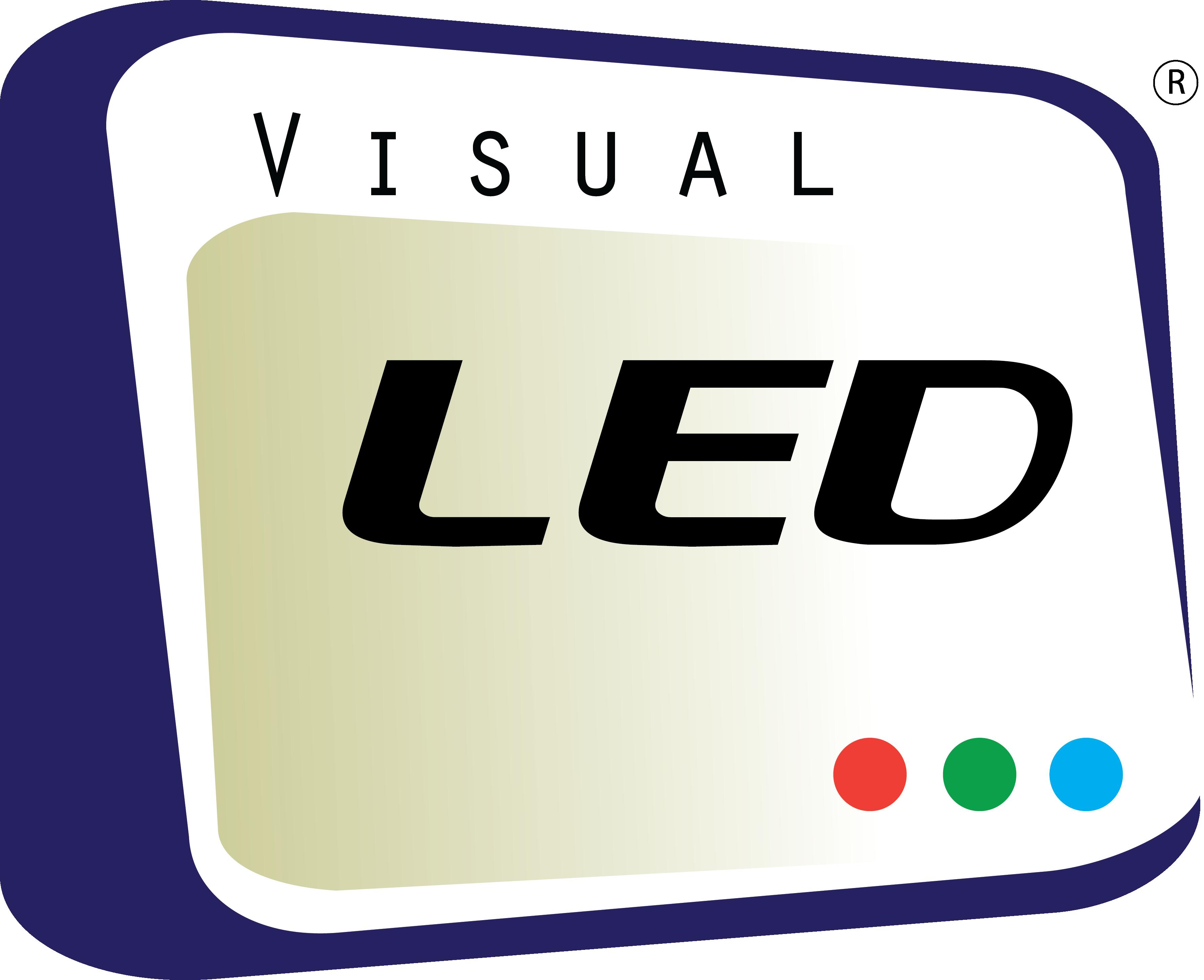LOGO VISUAL LED